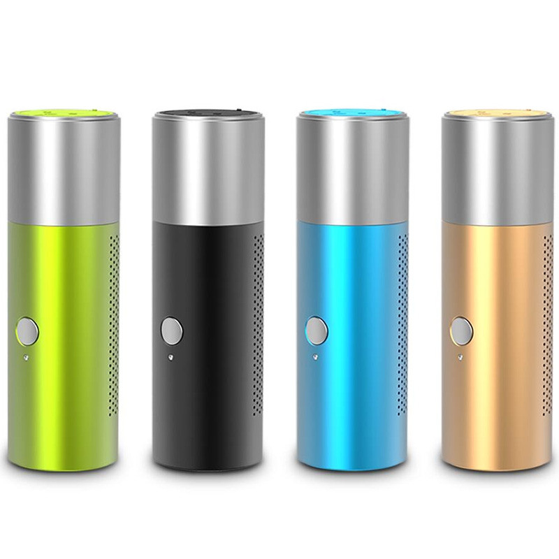 AEC Portable Wireless Bluetooth Flashlight Speaker