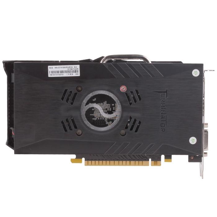 MAXSUN GTX 1050Ti Terminator 4G M.4 Graphics Card