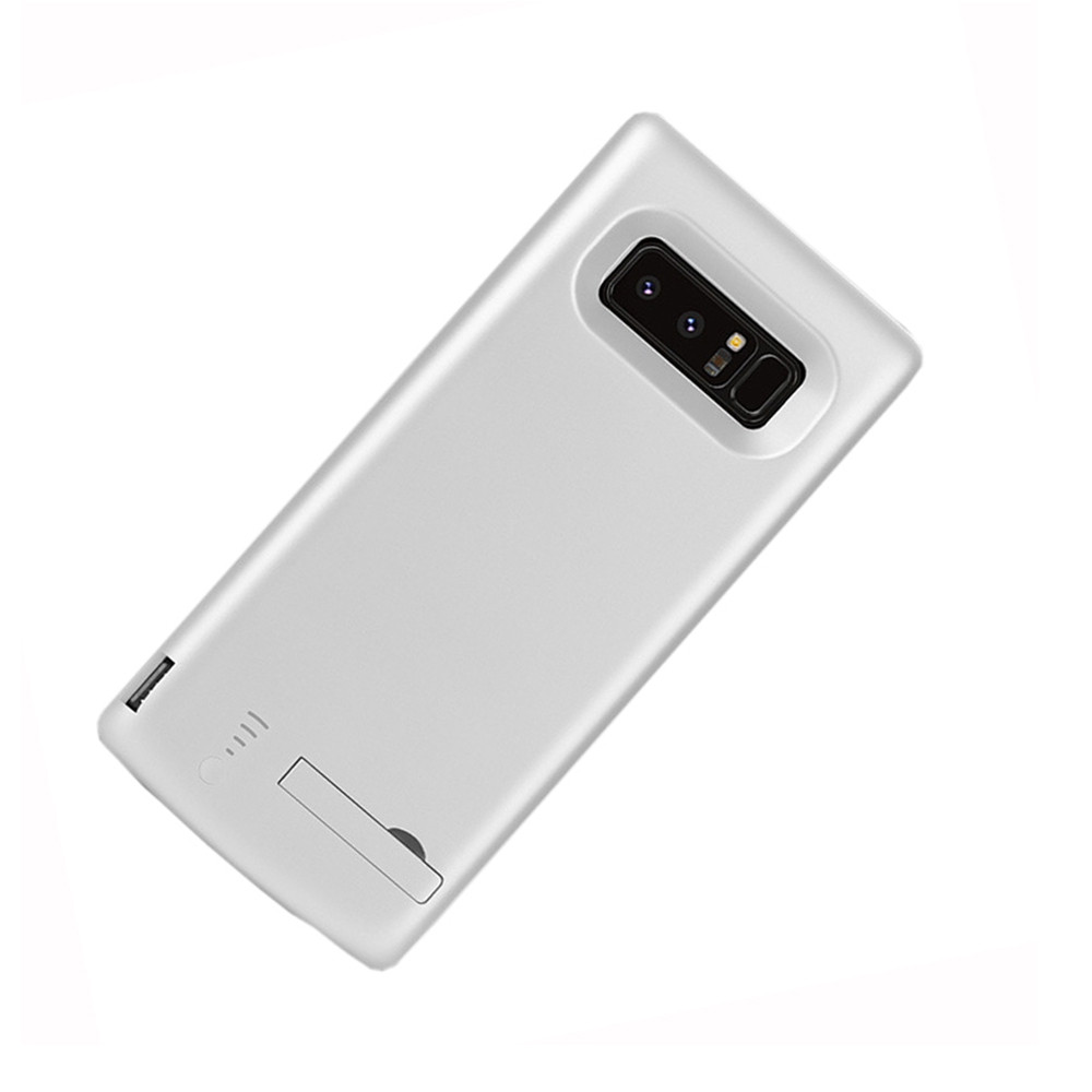 XY003 Back Clip Mobile Power All Inclusive Soft Edge 6500mAh for Samsung Note 8