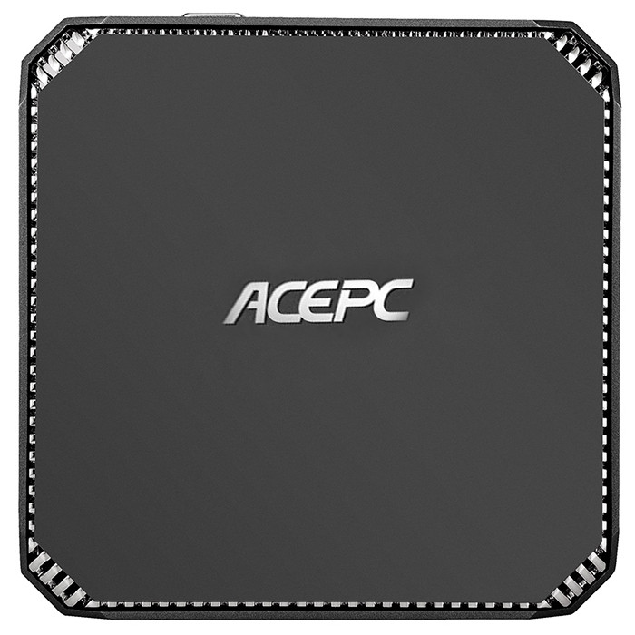 ACEPC CK2 Mini PC Intel Core I5 - 7200U / Intel HD Graphics 620 / Barebone / 2.4G + 5G WiFi / 1000Mbps / 4 x USB3.0 / BT4.0 / Support Windows 10 System Home 64bit