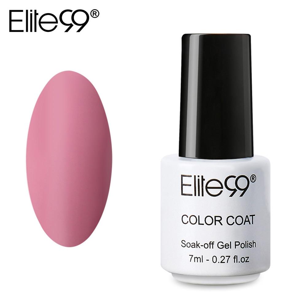 Elite99 Professional 7ml Colorful DIY UV Gel Curing Lamp Nail Polish 1325