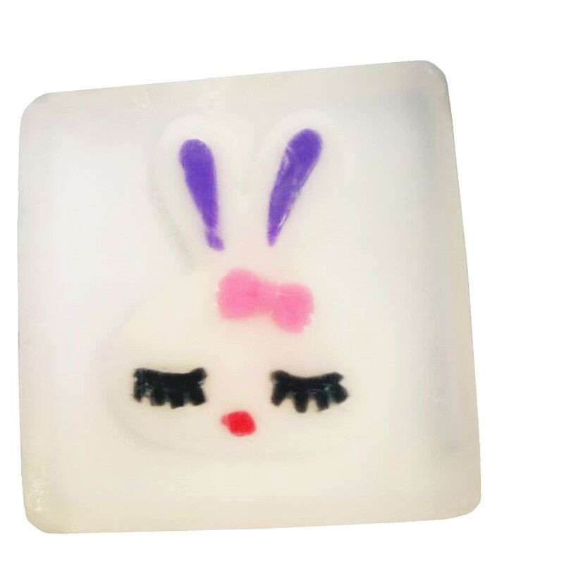 Manual Oil Soap The Cartoon Rabbit TRANSPARENT