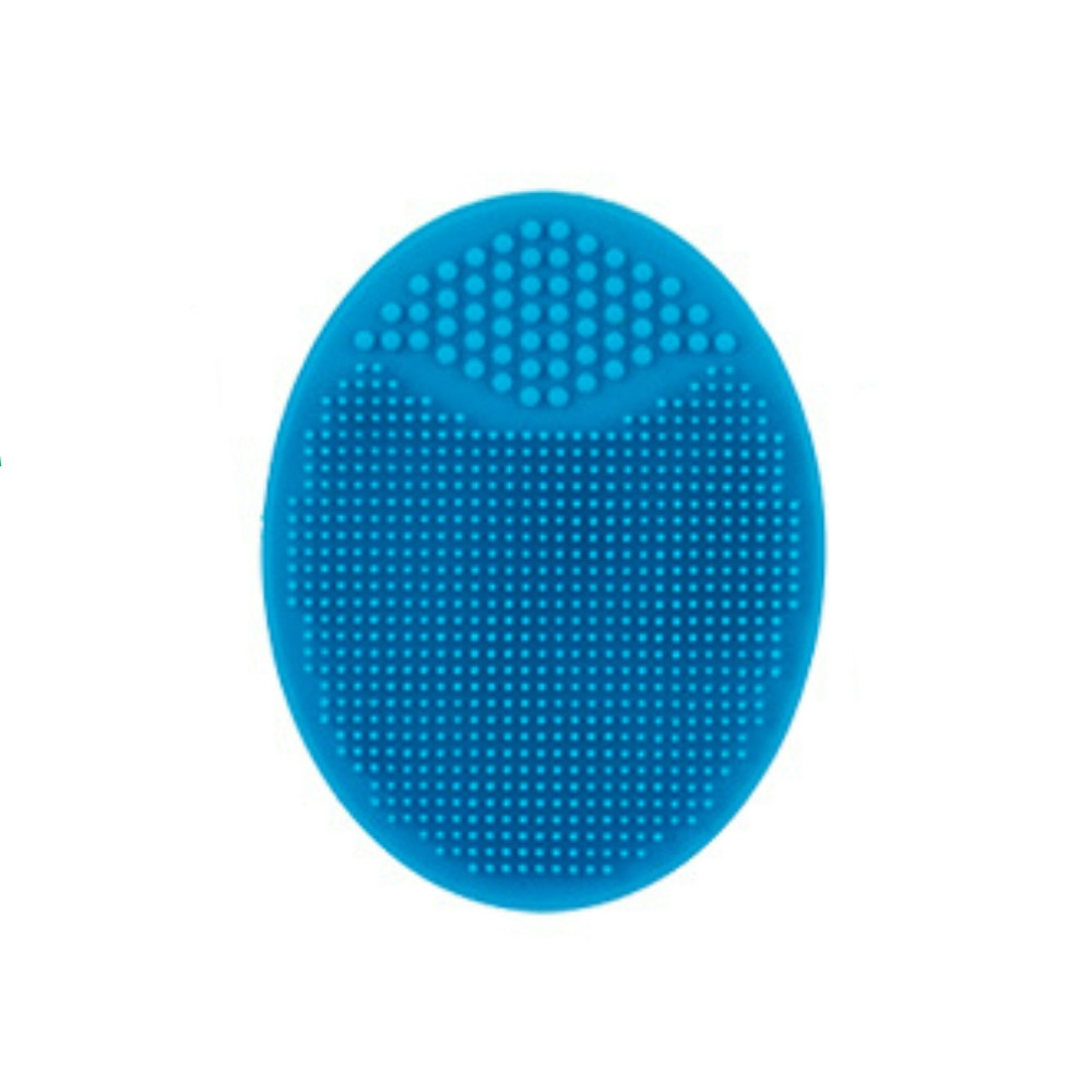 Manual Silica Gel Wash Brush DODGER BLUE
