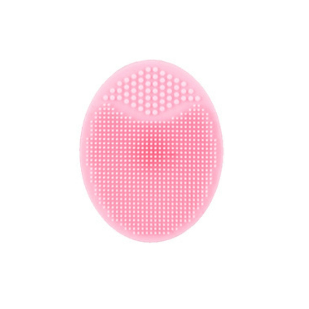 Manual Silica Gel Wash Brush LIGHT PINK