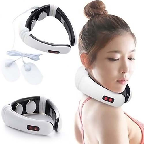 Physiotherapy Instrument Shoulder Massager  WHITE