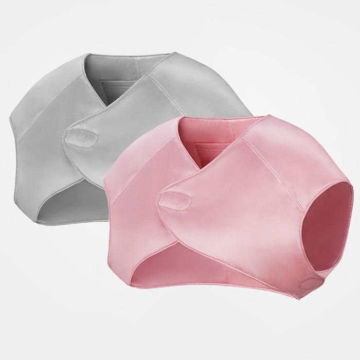 T10 PMA Graphene Heating Silk Shoulder / Neck Treasure PIG PINK L