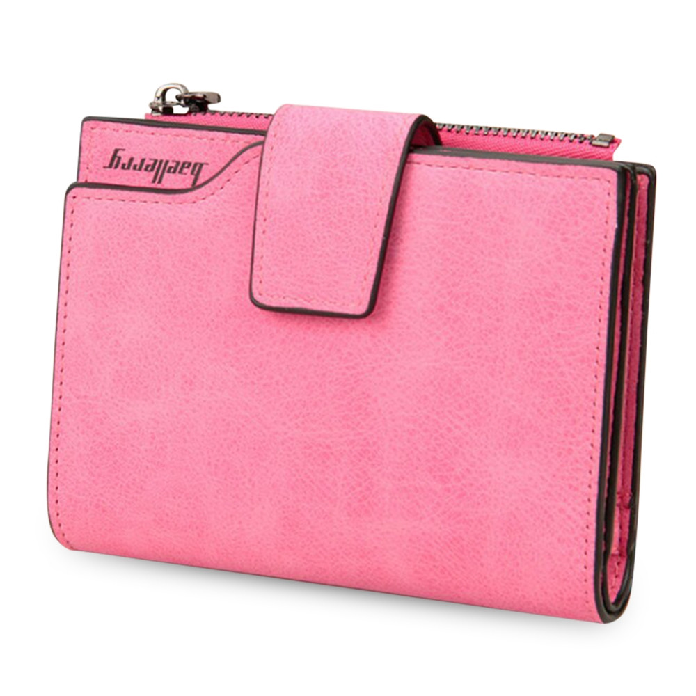 Baellerry Stylish Card Holder Short Clutch Wallet for Women TUTTI FRUTTI