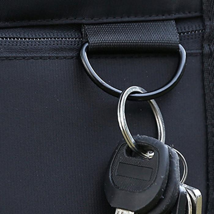 Security Anti-theft Hidden Armpit Shoulder Bag Mobile Phone Key Pack BLACK