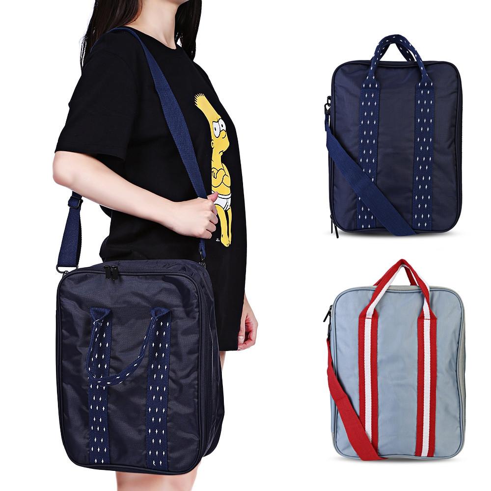 Top Handle Nylon Travel Storage Bag FROST