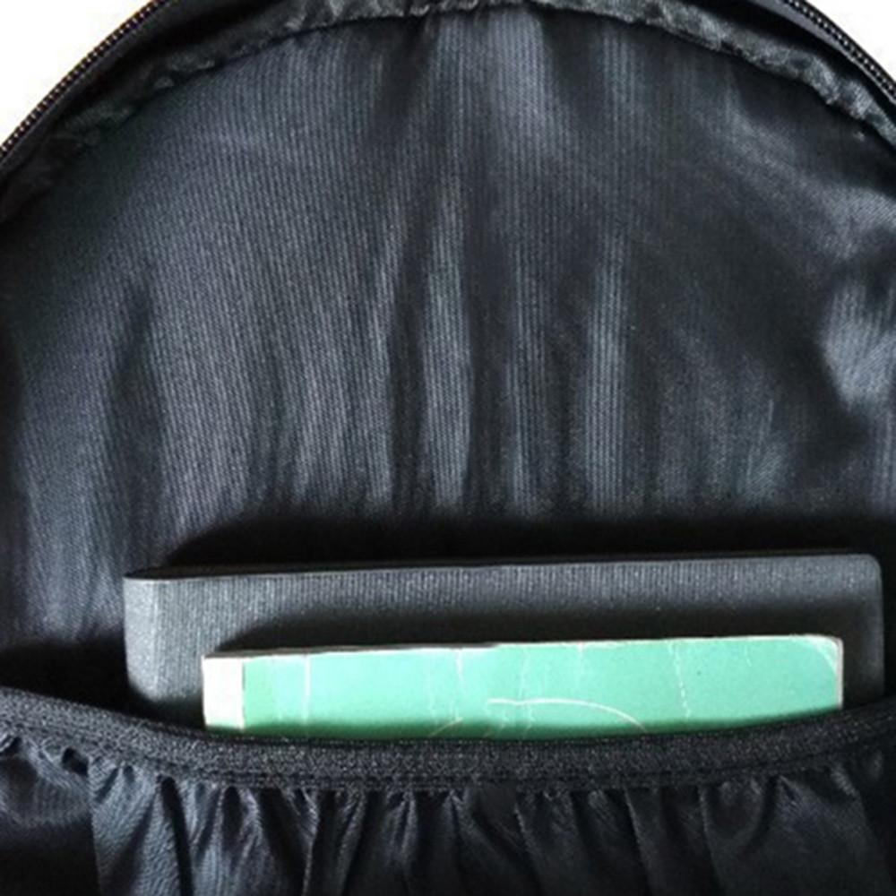 Skull Stylish Backpack YELLOW