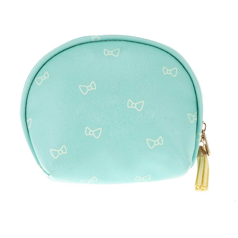 Portable Tassels Mini Cosmetic Bag Makeup Pouch OASIS