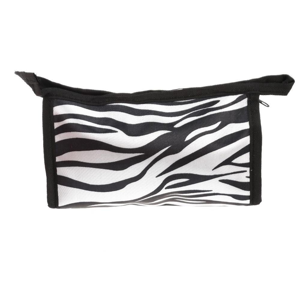 Women Portable Cosmetic Bag Makeup Pouch 3PCS MULTI-E