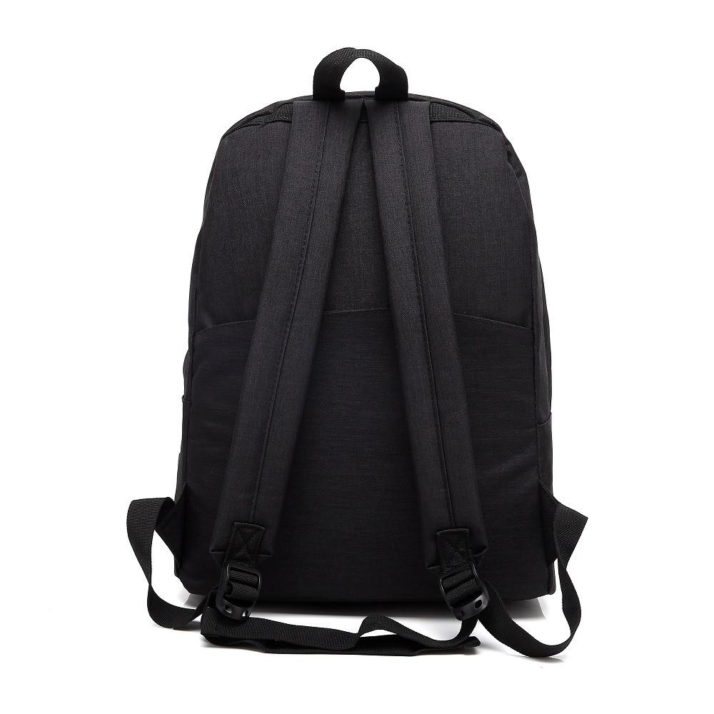 AUGUR Brand Backpack For Men Woman School Bag Laptop Travel College BLACK