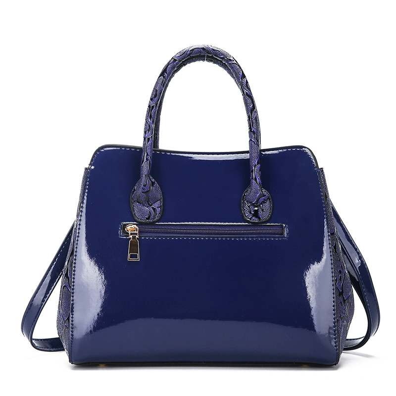 DA934Women'S Fashion Handbag BLUE