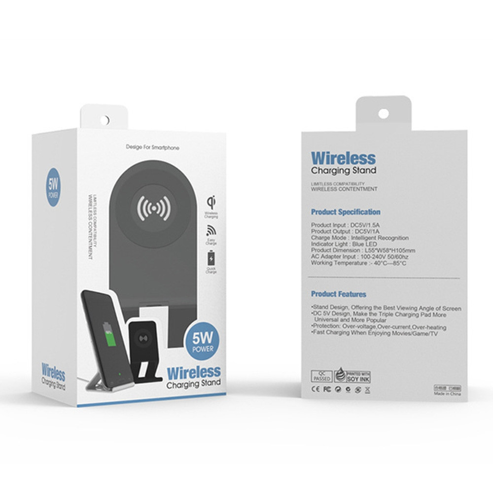 XY - WXC1 Mobile Phone Bracket Wireless Charger is Suitable for Apple 8/8Plus/X/ Samsung S8