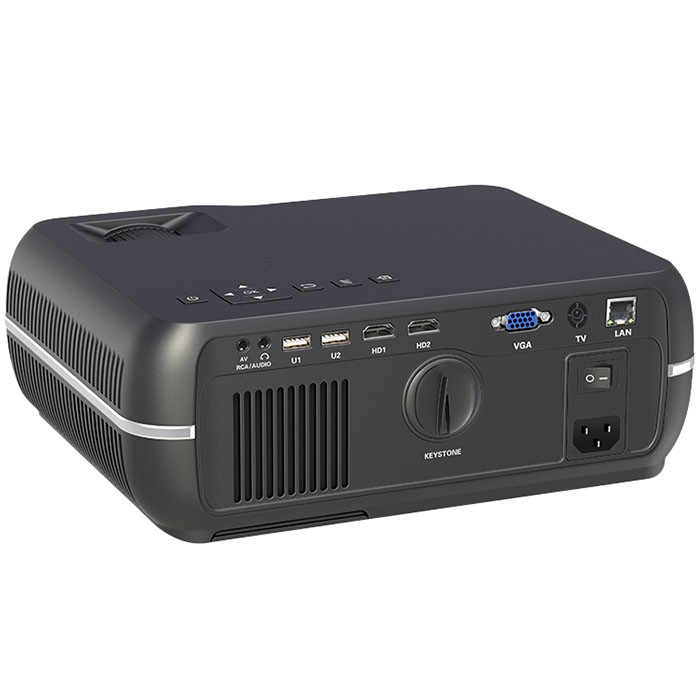 DH - A10b Home Theater Projector 1280 x 800P 10000:1 300 ANSI Lumens