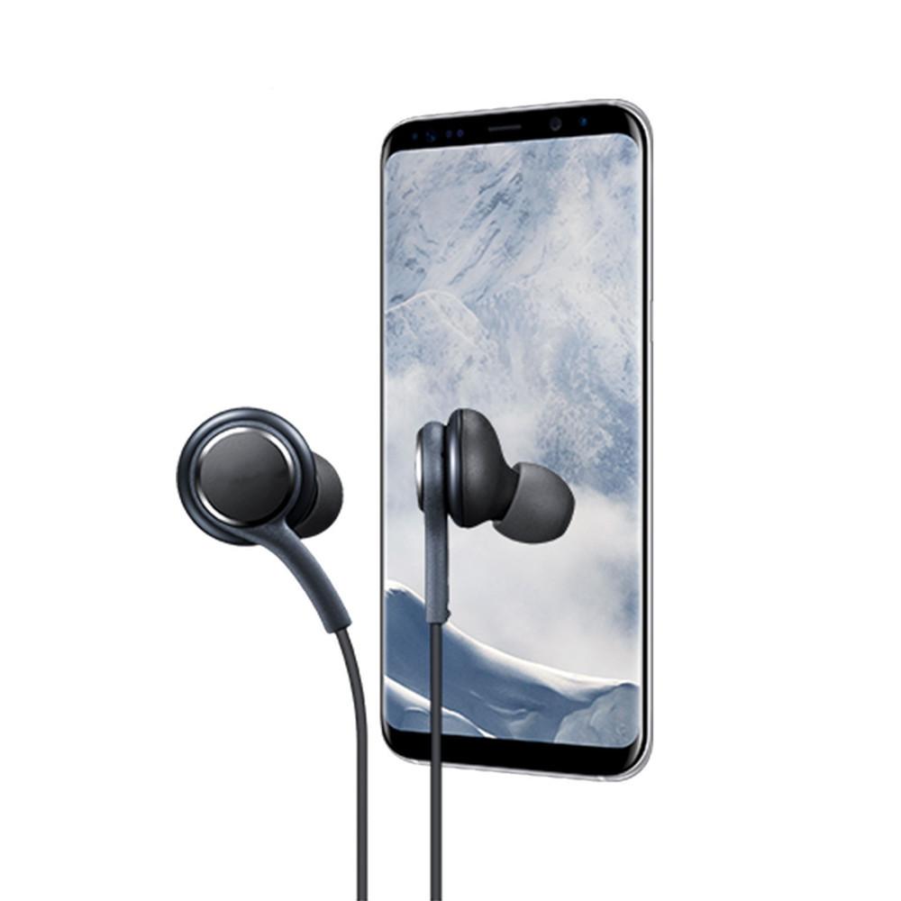 Headphones for Samsung Galaxy S9 / S8 / S8 Plus Handsfree Earphones