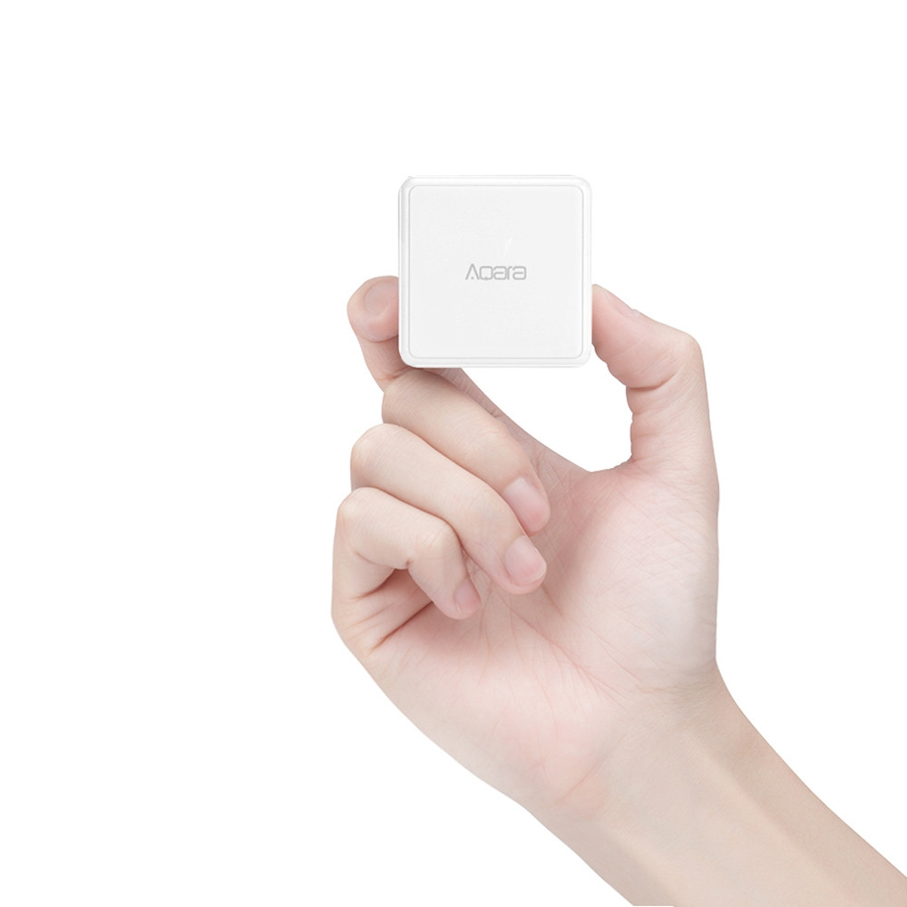 AQara Cube Smart Home Controller 6 Actions Device ( Xiaomi Ecosysterm Product )
