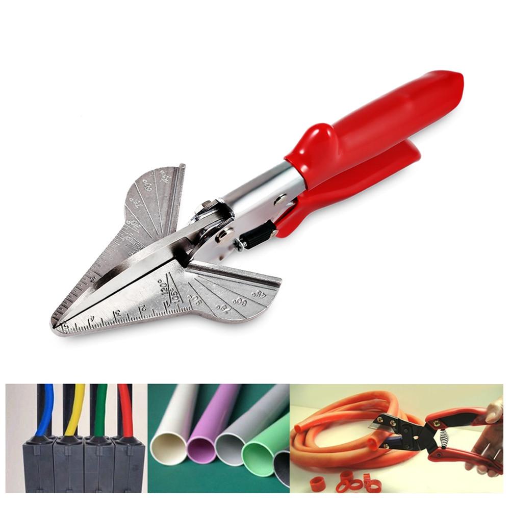 45 - 120 Degree Multi Angle PVC Trunking Scissors Cutter