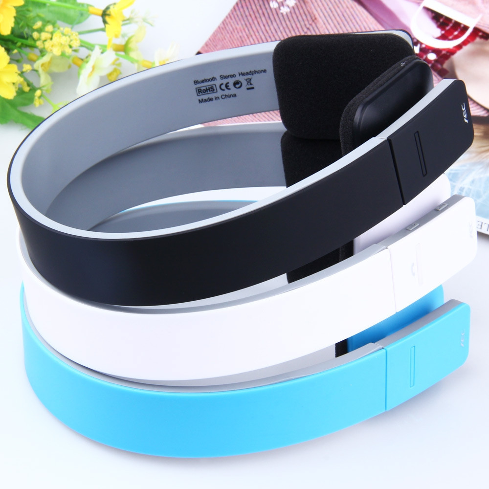 AEC BQ618 Smart Bluetooth 4.0 Headset Wireless Headphone Earphone