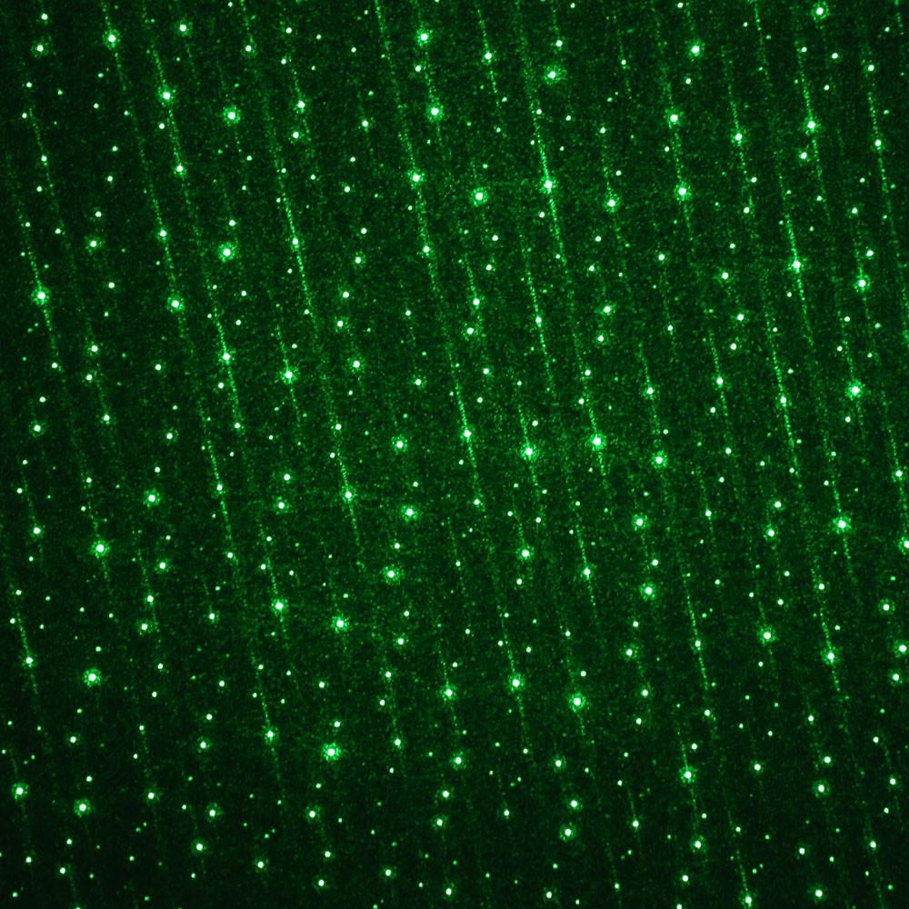Outdoor Lawn Light Sky Laser Spotlight with Remote Controller BLACK EU PLUG