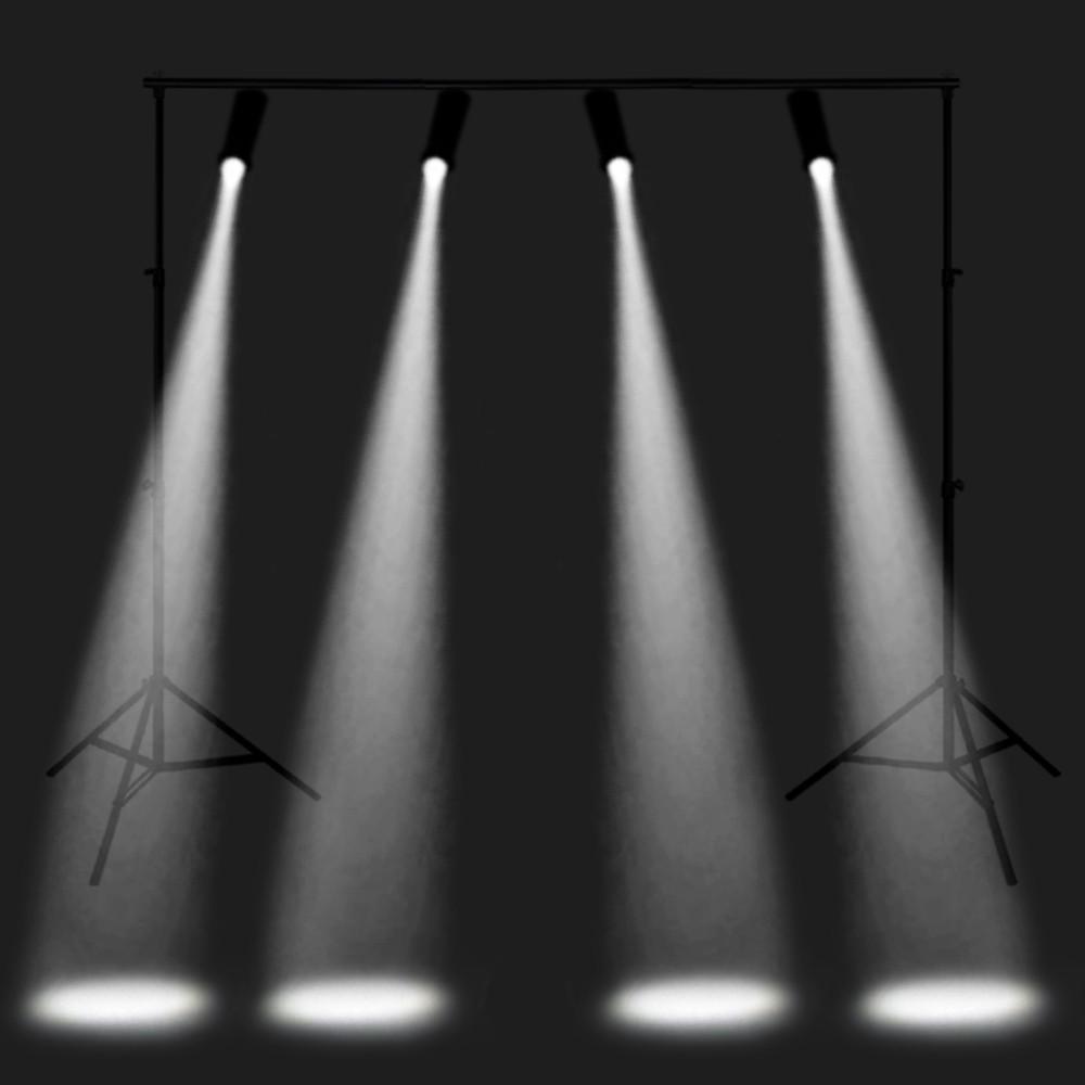 3W Mini LED Spot Light Stage Lighting Projector Lamp WHITE LIGHT CHINESE PLUG
