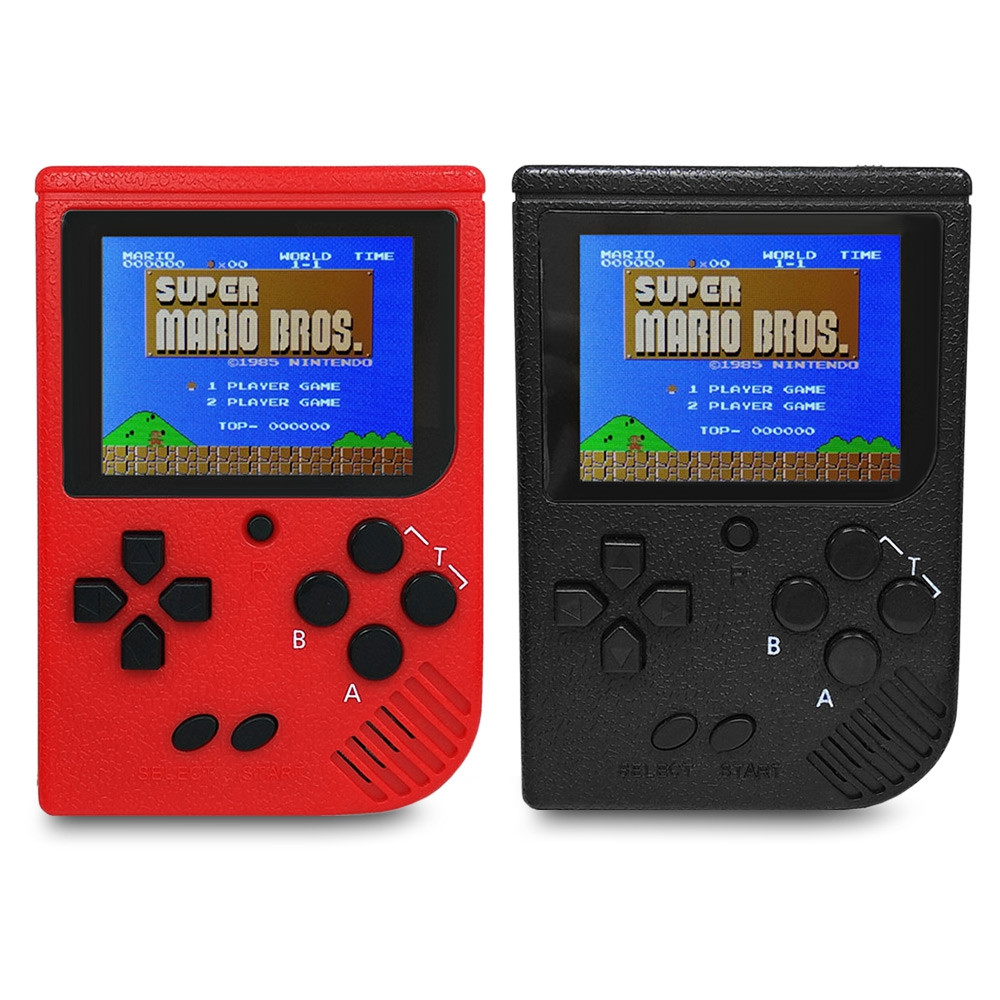 2.5 inch Handheld Classic Retro Built-in 188 FC Game Console for Children