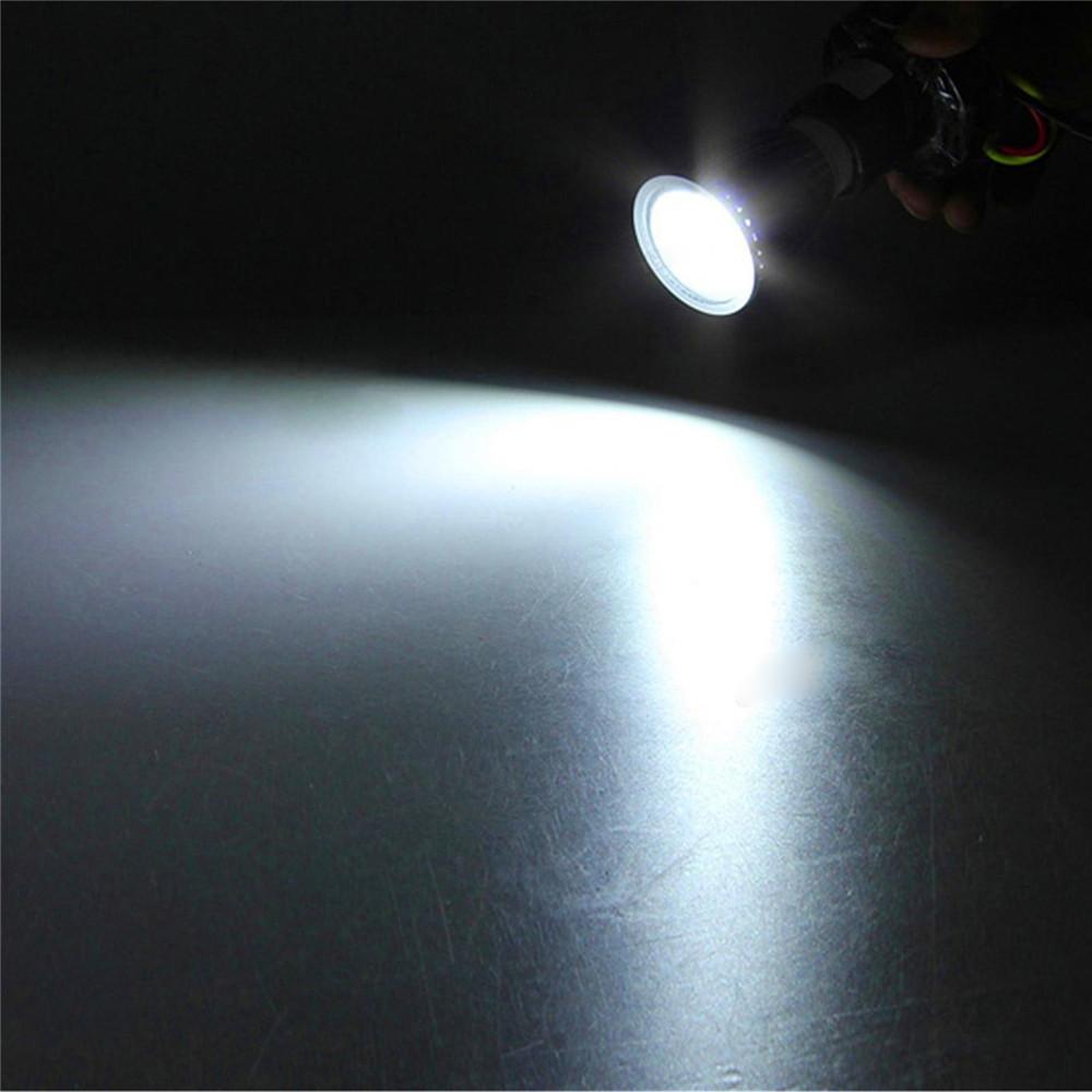 YWXLight 10PCS  MR16 3030SMD Recessed Lighting LED Spotlight AC / DC 12V COOL WHITE LIGHT