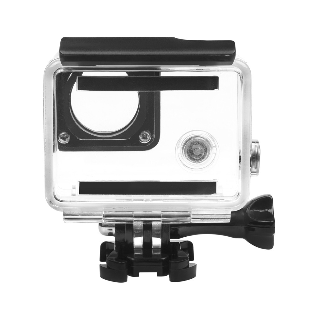 30M Water-resistant Case for GoPro Hero 4 / 3+ with Bracket Protective Housing