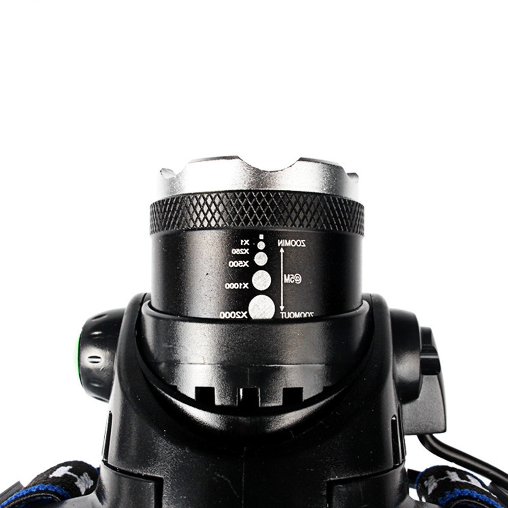3 Modes Super Bright LED Headlamp for Outdoor COLORMIX