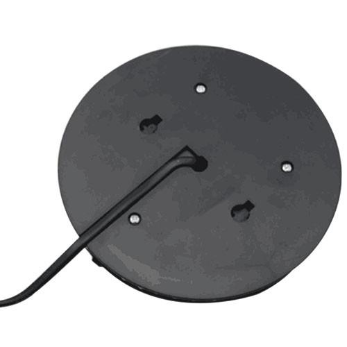 BRELONG BG - 304 RGB Sound Control Rotating Stage Light BLACK EU PLUG
