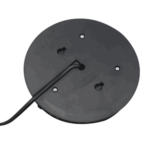 BRELONG BG - 304 RGB Sound Control Rotating Stage Light BLACK US PLUG