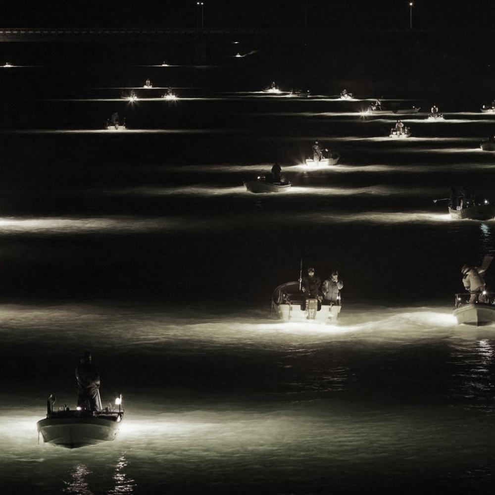 Fish Attraction Light 12V Underwater Light 15W 108 LED Bait Night Fishing Light WHITE