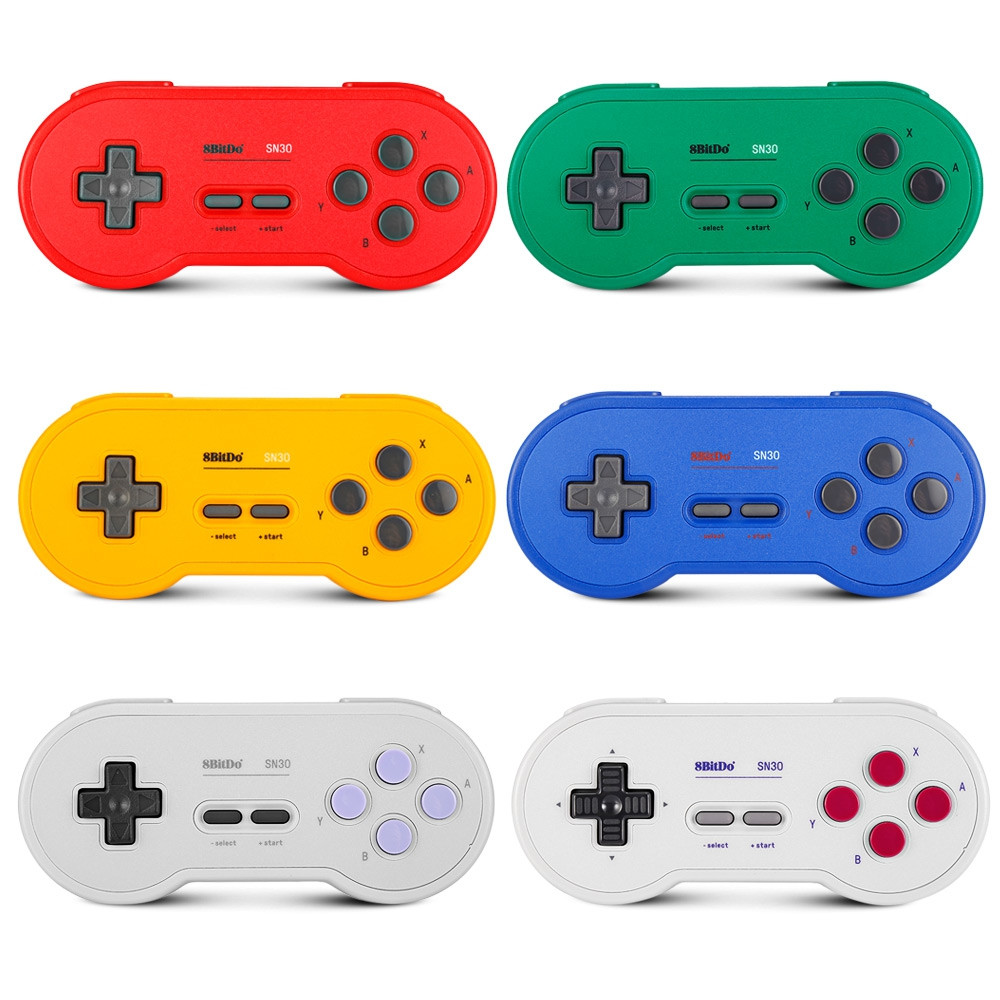 8Bitdo SN30 Bluetooth Gamepad Retro Game Controller for Nintendo Switch