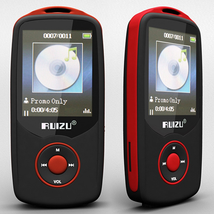 RUIZU X06 Bluetooth 4.0 MP3 Player