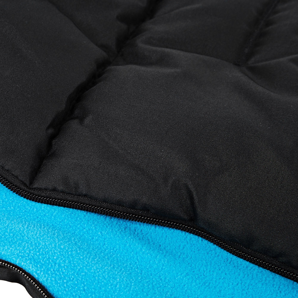 Windproof Babies Sleeping Bag Cold-proof Stroller Mat Foot Cover BLUE