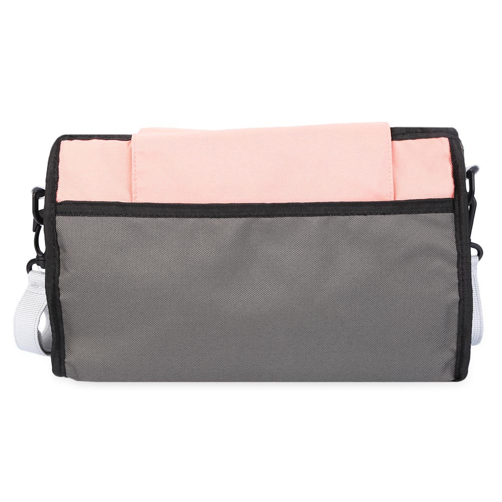 Convenient Child Cart Large Storage Mother Bag PINK 29.5 X 12 X 17.5CM