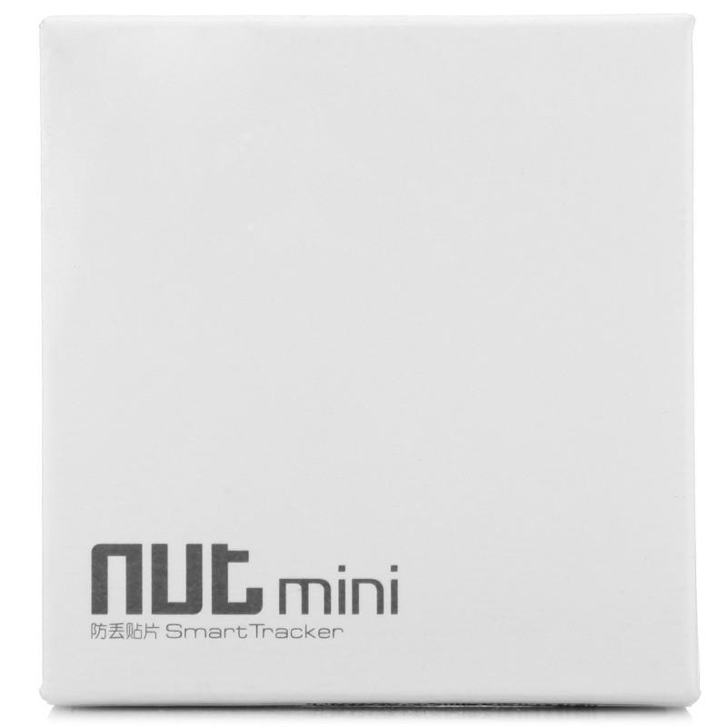 Nut mini Smart Bluetooth Tracker Tracking Key NUT Mini Smart Tracker Finder Tags Tor Child Key Finder Alarm GPS Locator DAY SKY BLUE
