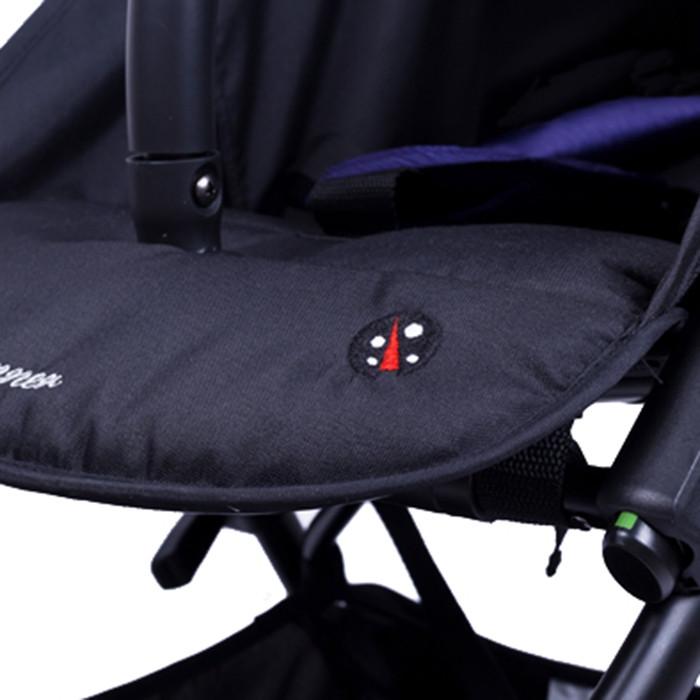 JOOLIO LX5012 Safe Convenient Baby Stroller BLUE