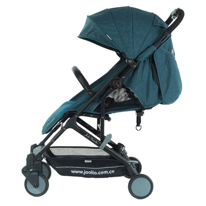 JOOLIO J8831 0 - 36 Months Baby Stroller PEACOCK BLUE