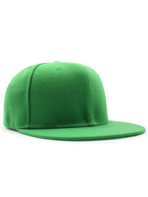 Hip Hop Lucky Basic Baseball Cap GRASS GREEN
