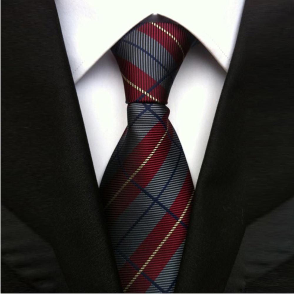 New Fashion Men's Accessories Business Necktie Casual Striped Comfy Business Fine Tie STRIPE
