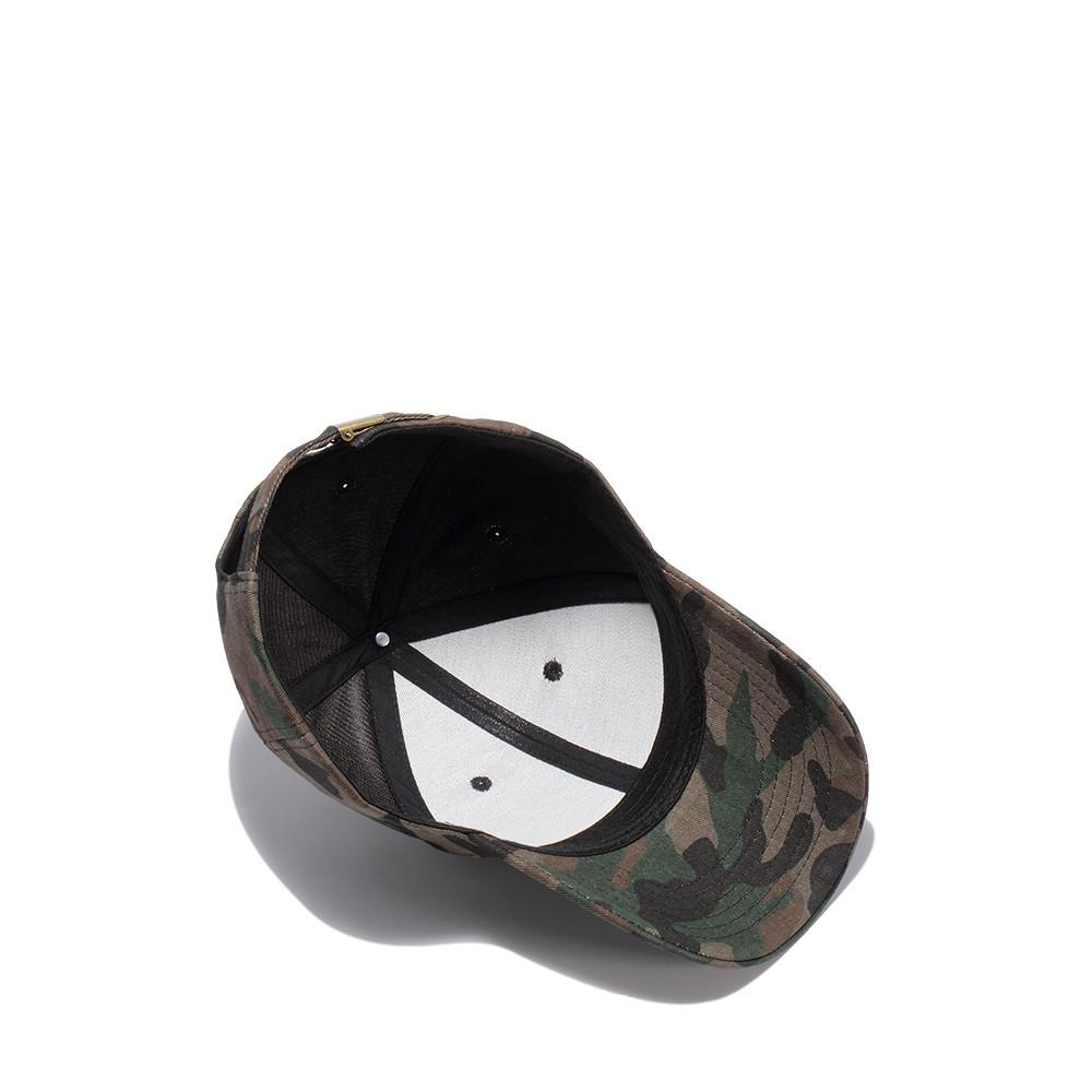 Wuke Adjustable Hat Camouflage Baseball Cap for Men CAMOUFLAGE