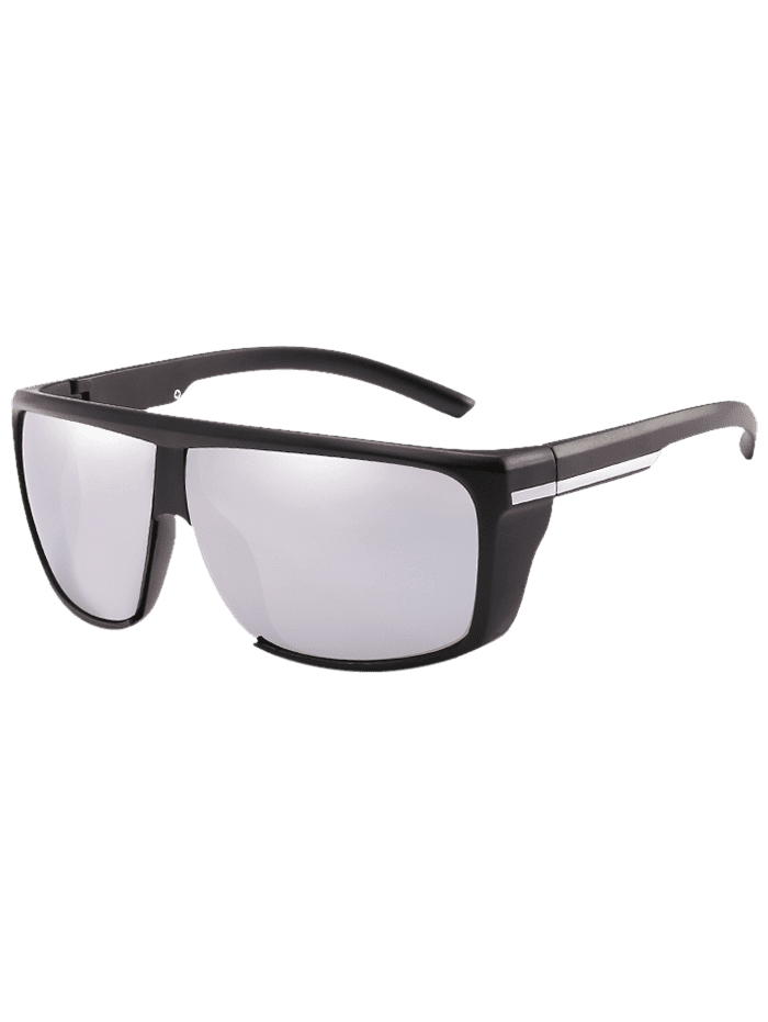 Outdoor UV Protection Full Frame Sunglasses PLATINUM