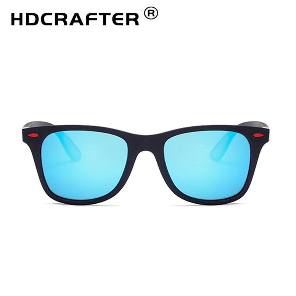 HDCRAFTER High Quality Driving Polarized Sunglasses Fashion Eyewear DAY SKY BLUE
