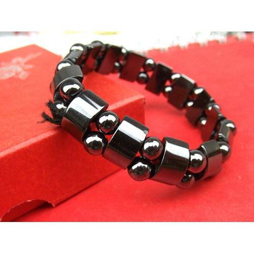 Magnetic Bracelet Therapy Health Care Bracelet BLACK 1