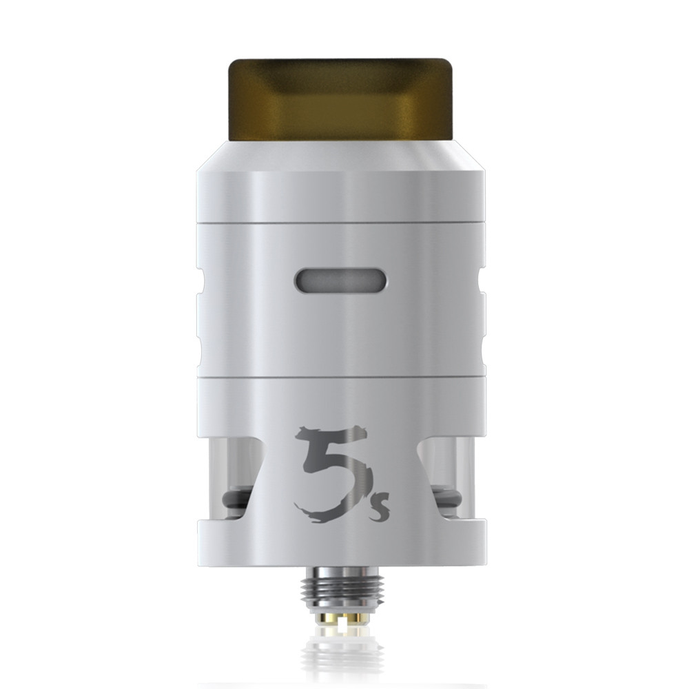 IJOY RDTA 5S Atomizer with 2.6ml / Top Filling for E Cigarette
