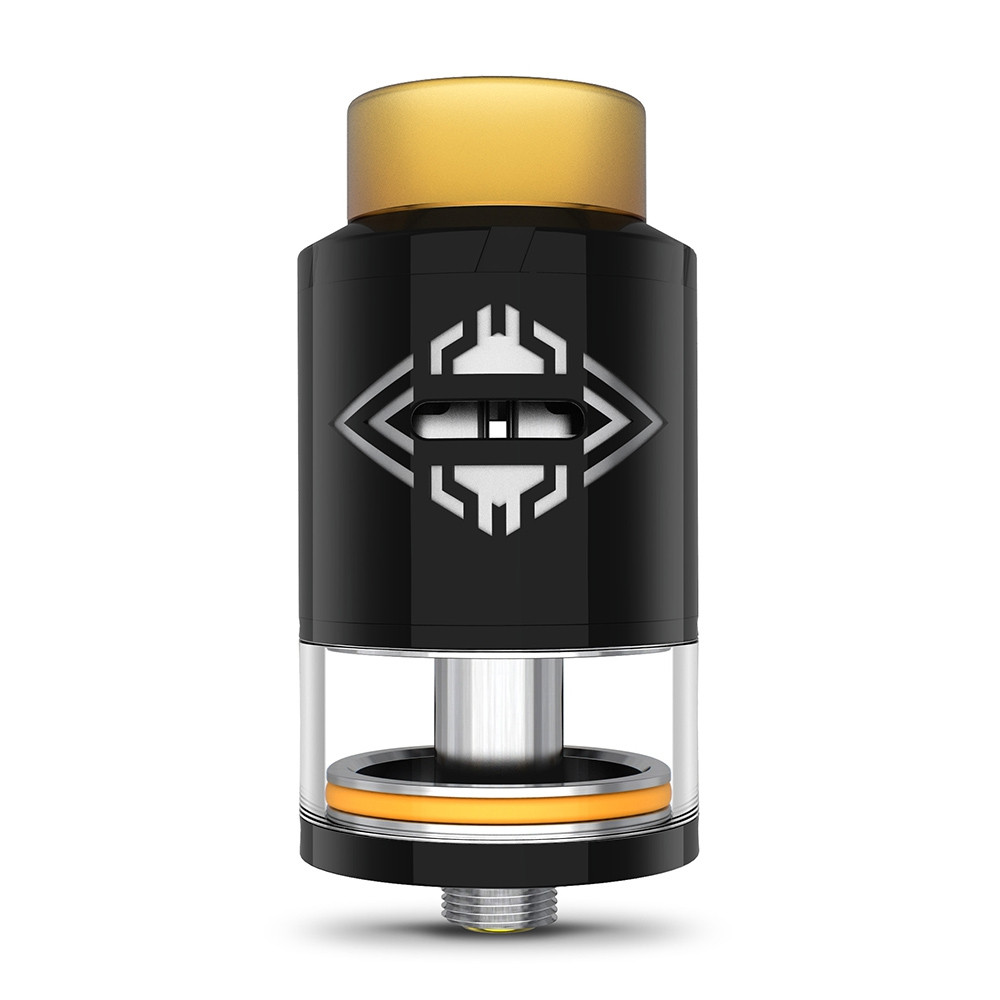 OBS CRIUS RDTA with Dual Posts / 4ml / 24mm for E Cigarette