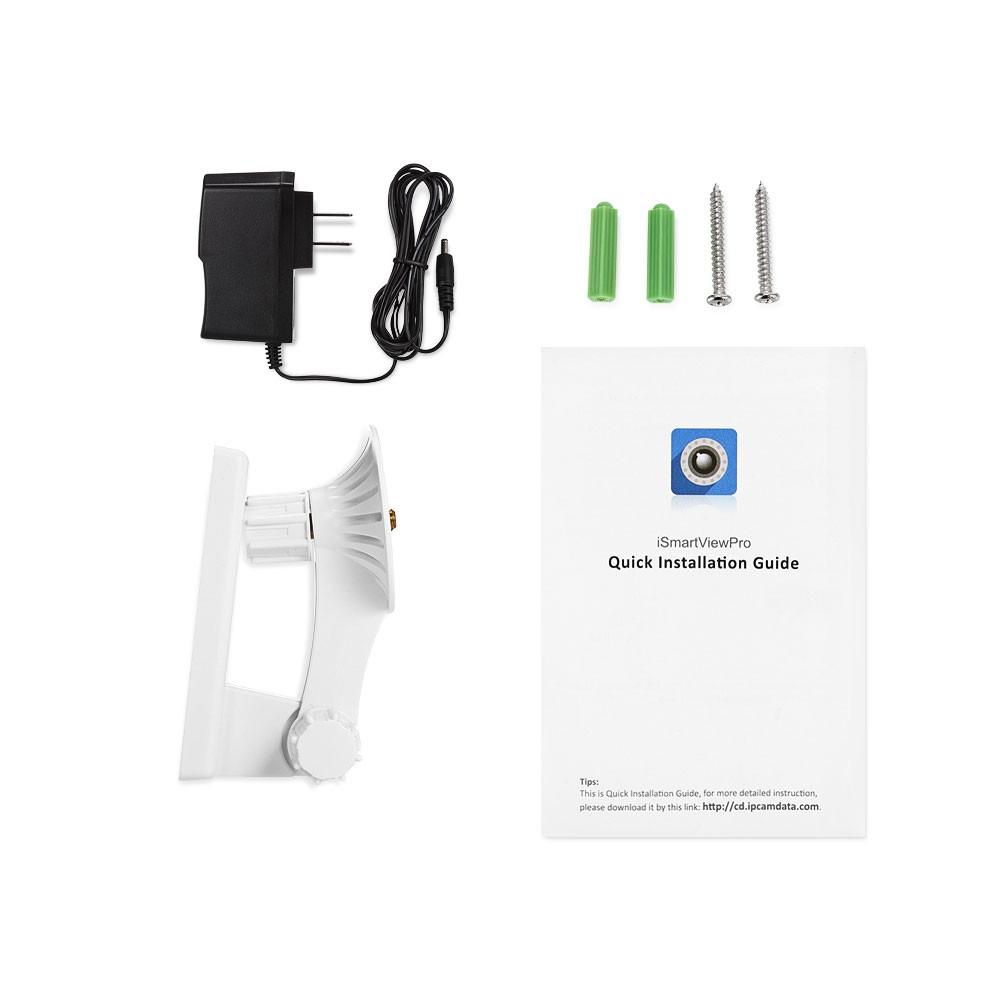 NC634GBU 1080P 2.0MP Indoor Security WiFi IP Camera