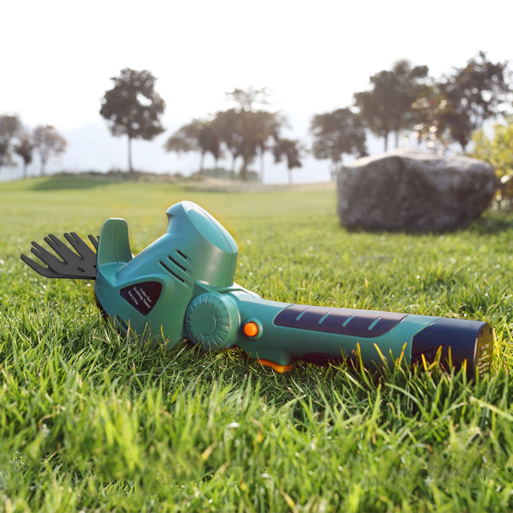 ET1007C Cordless Grass Shear Hedge Trimmer Pruning Tool